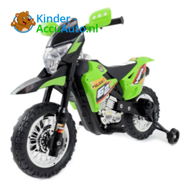 All Road Groen Kindermotor 2