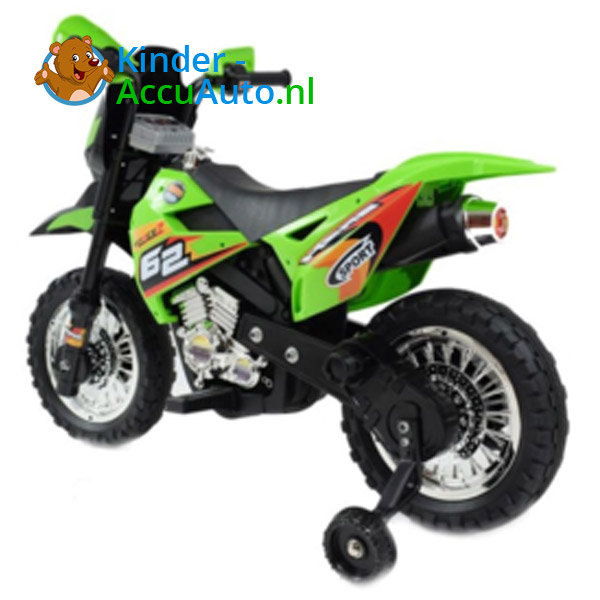 All Road Groen Kindermotor 3