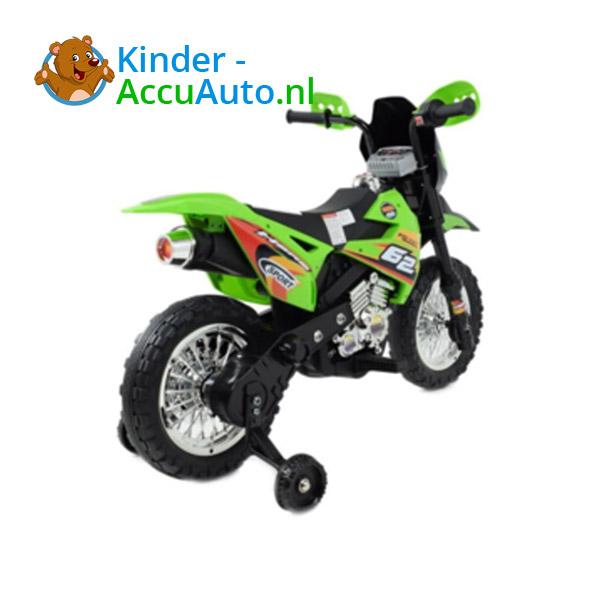 All Road Groen Kindermotor 4
