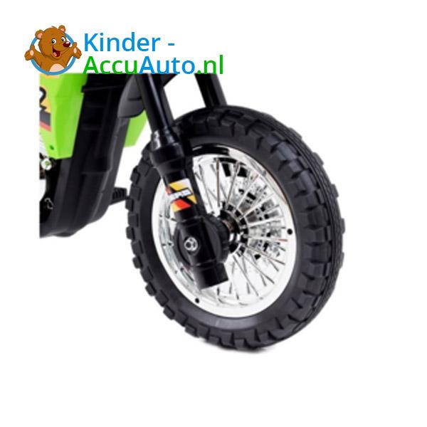 All Road Groen Kindermotor 5