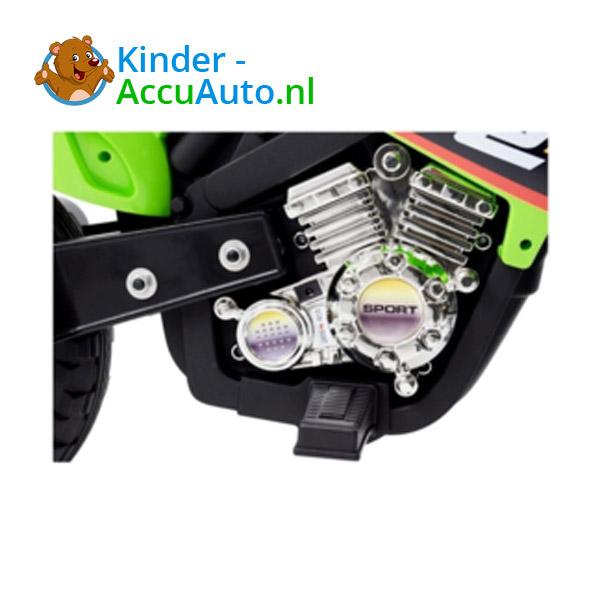 All Road Groen Kindermotor 6