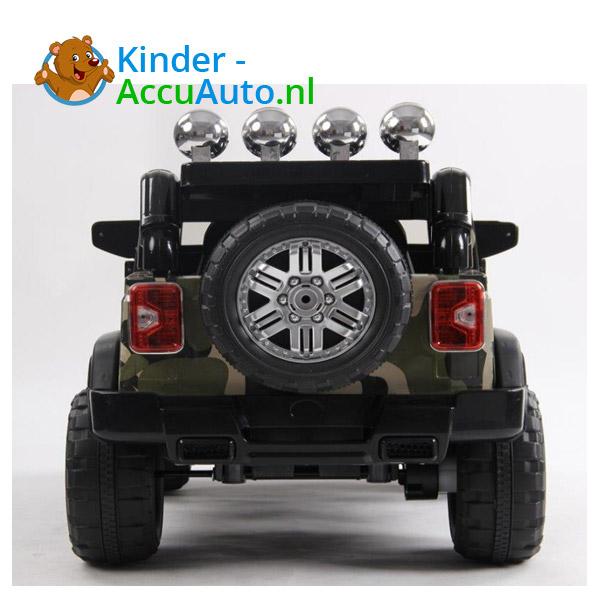 Army Jeep Camoflage kinderauto 10