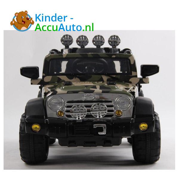 Army Jeep Camoflage kinderauto 2