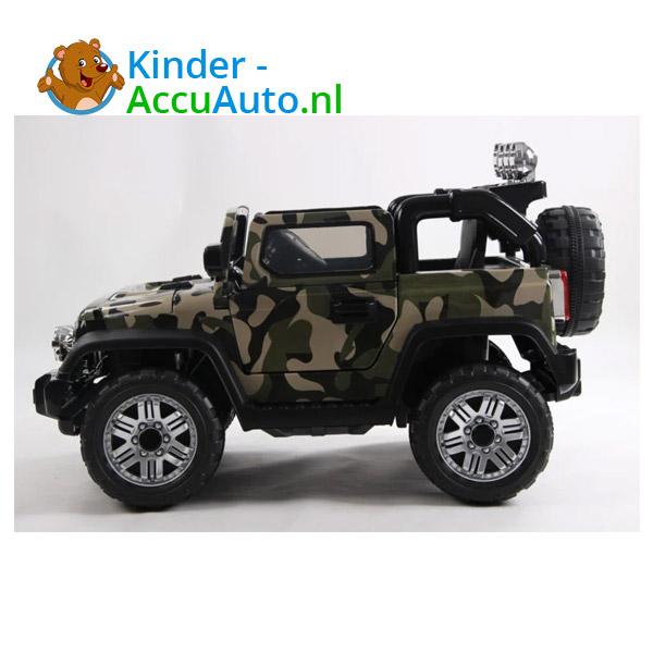 Army Jeep Camoflage kinderauto 6