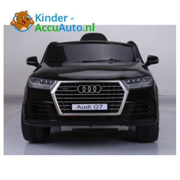 Audi Q7 S-Line Zwart Kinderauto 2