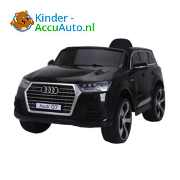 Audi Q7 S-Line Zwart Kinderauto 3