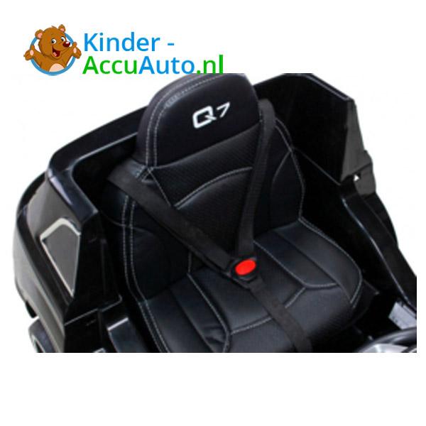 Audi Q7 S-Line Zwart Kinderauto 4