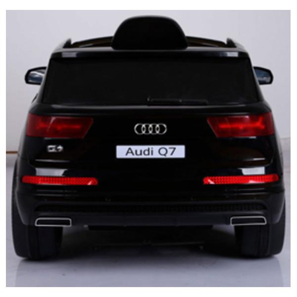Audi Q7 S-Line Zwart Kinderauto 5