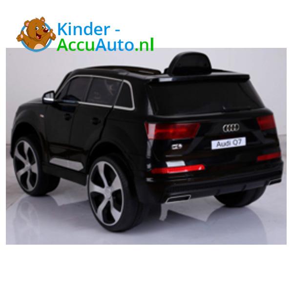Audi Q7 S-Line Zwart Kinderauto 6