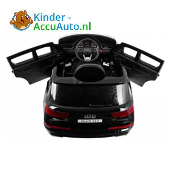 Audi Q7 S-Line Zwart Kinderauto 7
