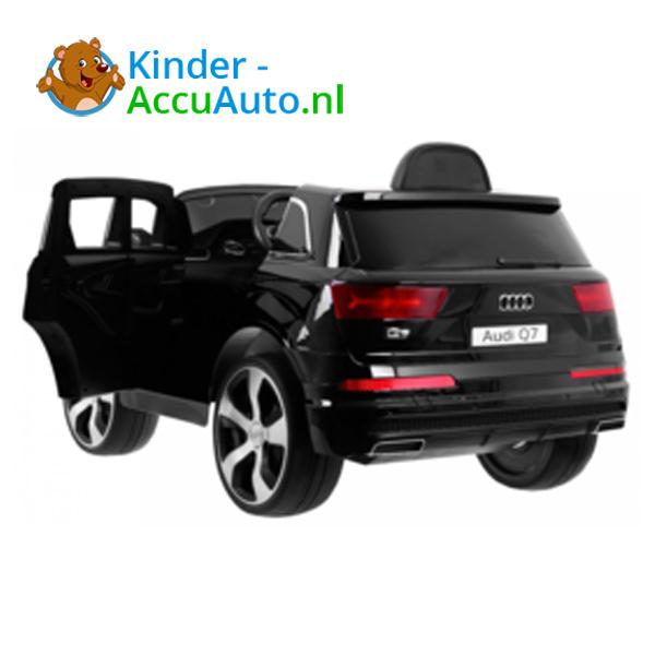Audi Q7 S-Line Zwart Kinderauto 8