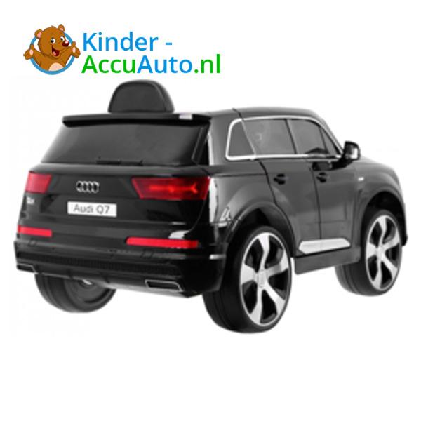 Audi Q7 S-Line Zwart Kinderauto 9