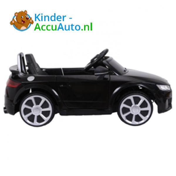 Audi TTRS Zwart Kinderauto 3