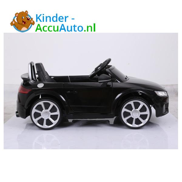 Audi TTRS Zwart Kinderauto 9