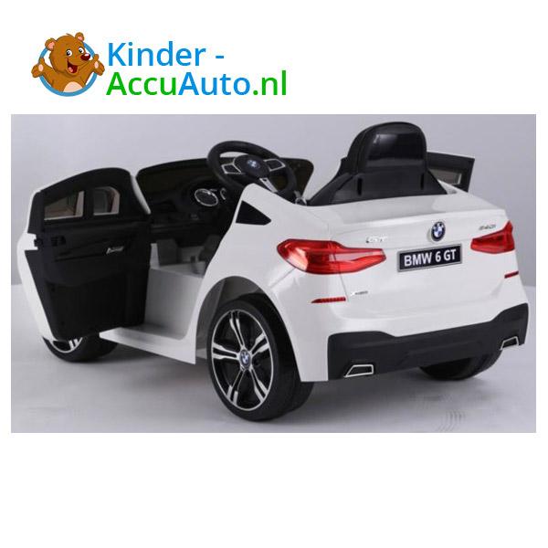 BMW 6GT Wit Kinderauto 3