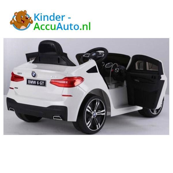 BMW 6GT Wit Kinderauto 4