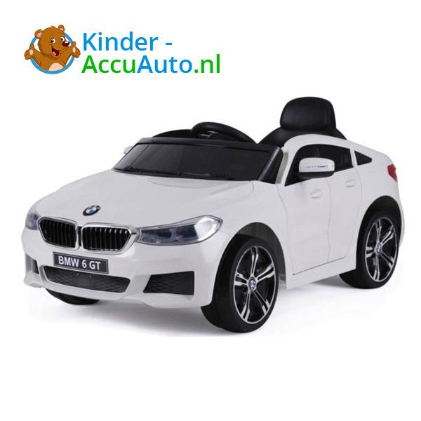 BMW 6GT Wit Kinderauto 5