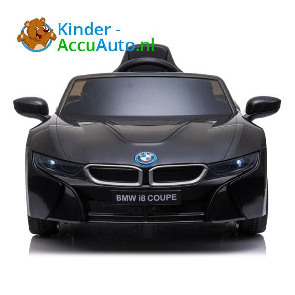BMW i8 Zwart Kinderauto 3