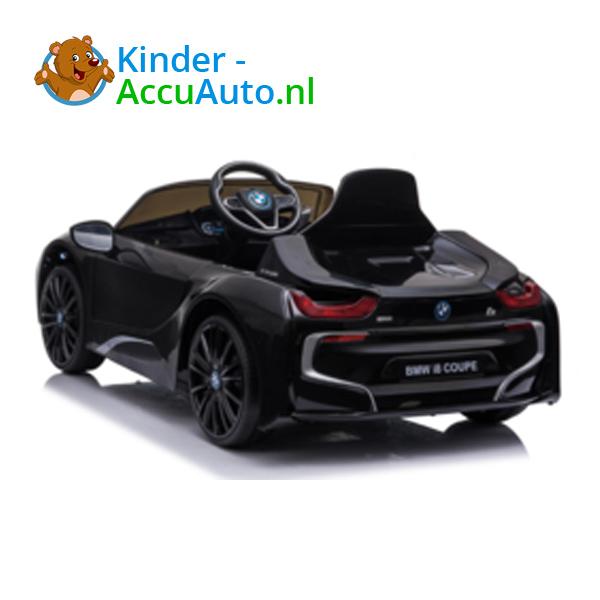 BMW i8 Zwart Kinderauto 5