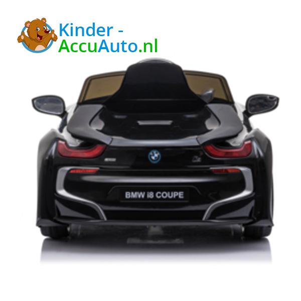 BMW i8 Zwart Kinderauto 6