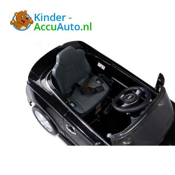 Audi A3 Kinderauto Zwart 11