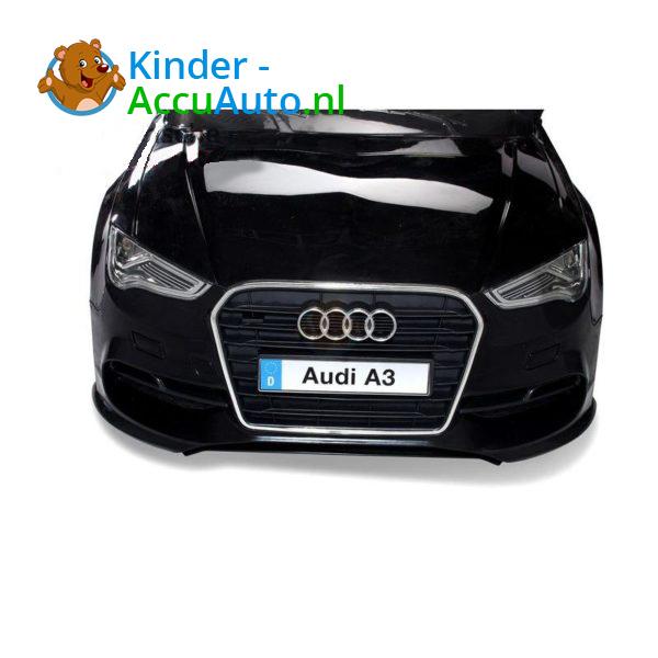 Audi A3 Kinderauto Zwart 4