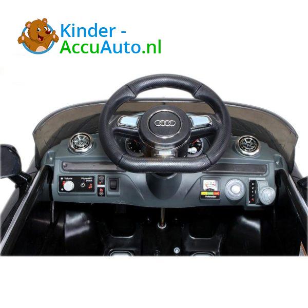 Audi A3 Kinderauto Zwart 7