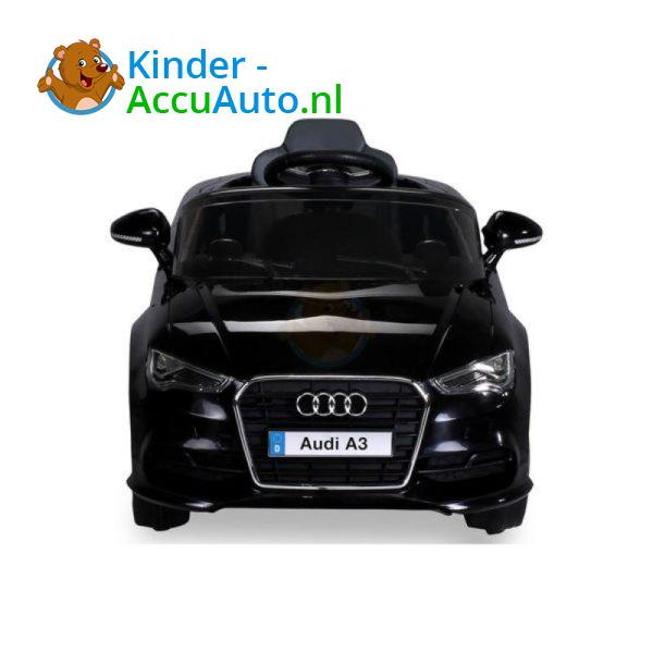 Audi A3 Kinderauto Zwart 9
