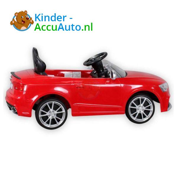 Audi RS5 Kinderauto Rood 4