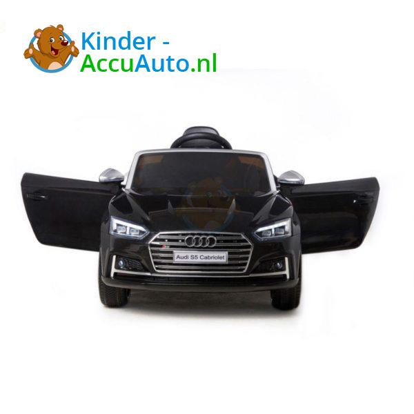 Elektrische Kinderauto Audi S5 Zwart 1
