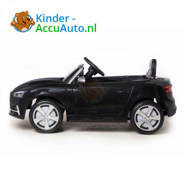 Elektrische Kinderauto Audi S5 Zwart 3