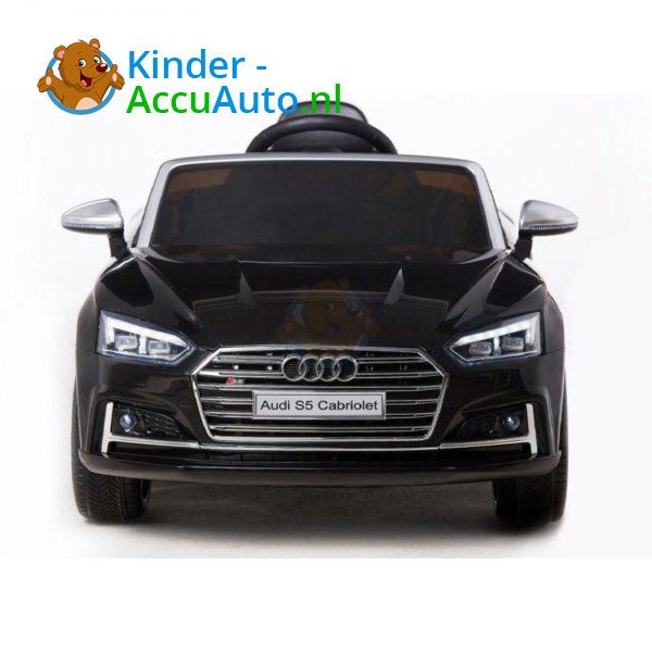 Elektrische Kinderauto Audi S5 Zwart 4
