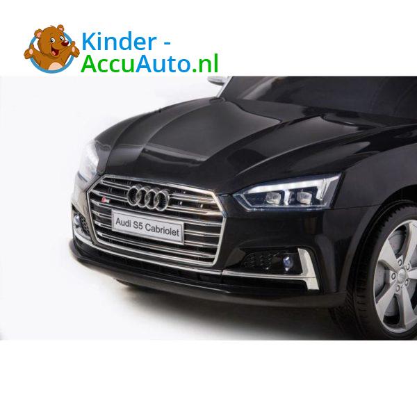 Elektrische Kinderauto Audi S5 Zwart 5
