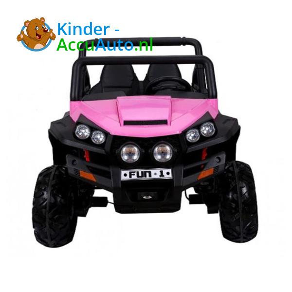 Beach Buggy Kinderauto Roze 2