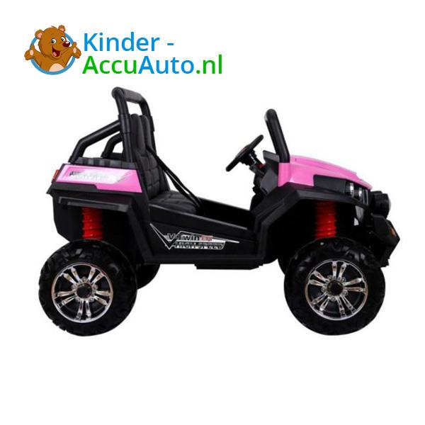 Beach Buggy Kinderauto Roze 3