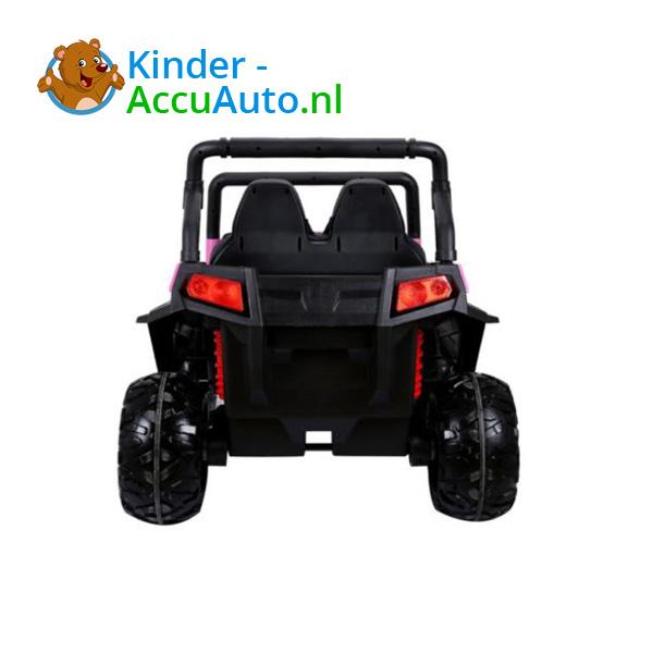 Beach Buggy Kinderauto Roze 4
