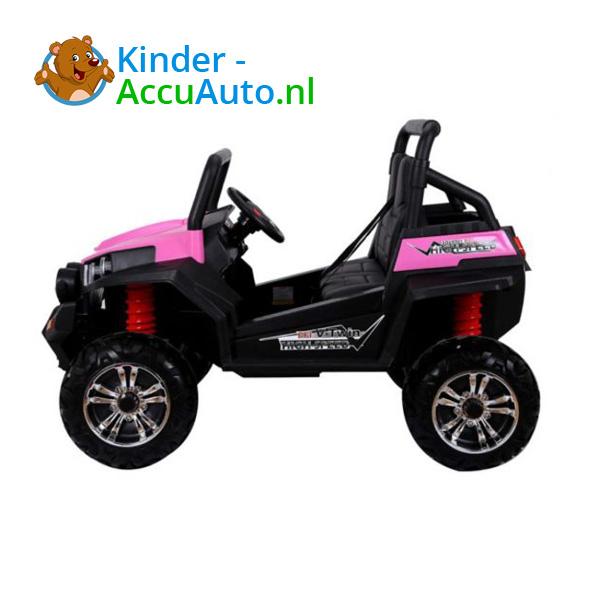 Beach Buggy Kinderauto Roze 5