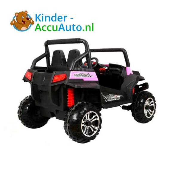 Beach Buggy Kinderauto Roze 6