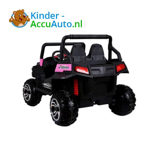 Beach Buggy Kinderauto Roze 7
