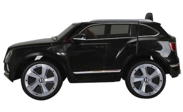 Bentley Bentayga kinderauto Zwart