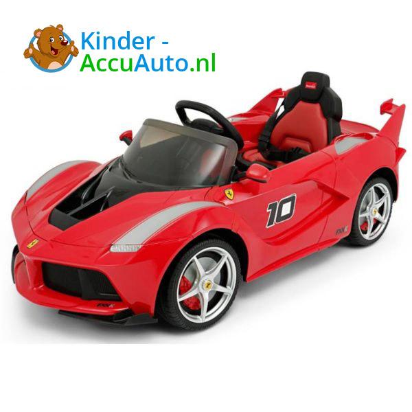 Ferrari FXX-K Kinderauto Rood 6