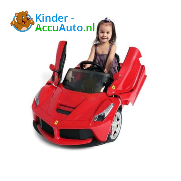 Ferrari LaFerrari Kinderauto Rood 1