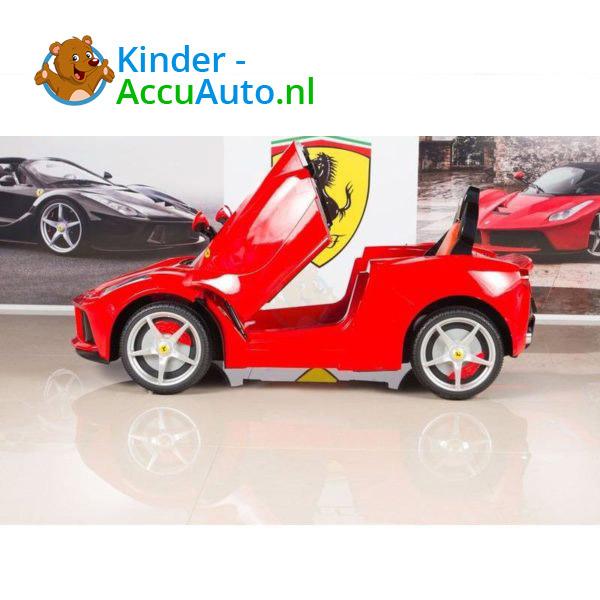 Ferrari LaFerrari Kinderauto Rood 3