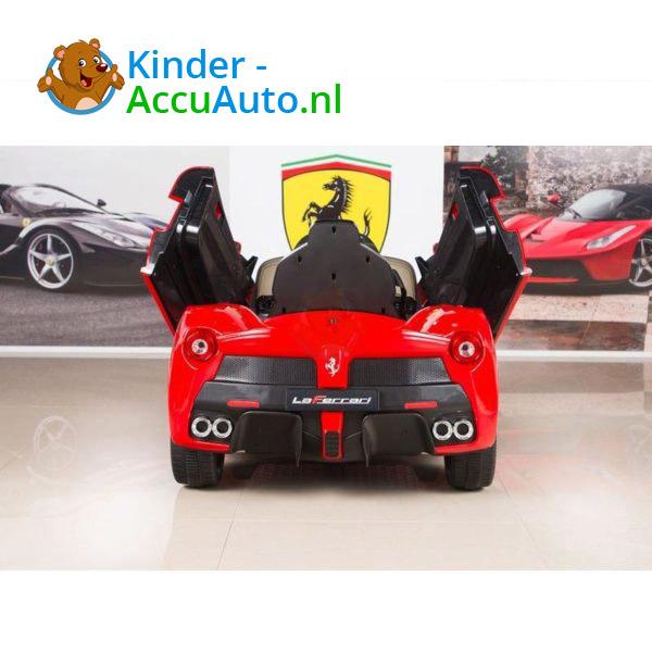 Ferrari LaFerrari Kinderauto Rood 6