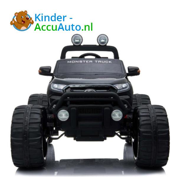 Ford Ranger Monster Truck Kinderauto Zwart 2
