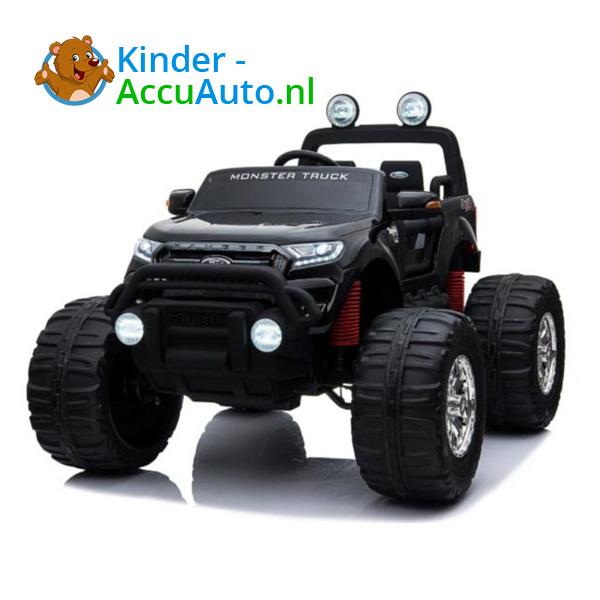Ford Ranger Monster Truck Kinderauto Zwart 3