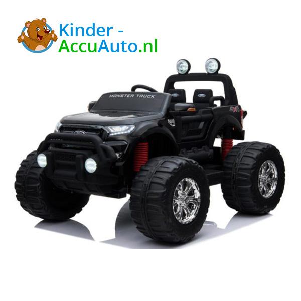 Ford Ranger Monster Truck Kinderauto Zwart 4
