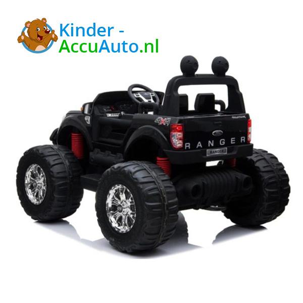 Ford Ranger Monster Truck Kinderauto Zwart 5