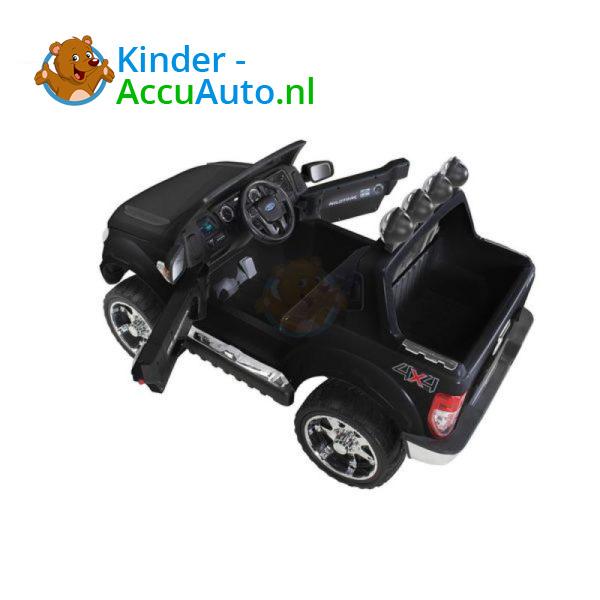 Ford Ranger Kinderauto Zwart 3