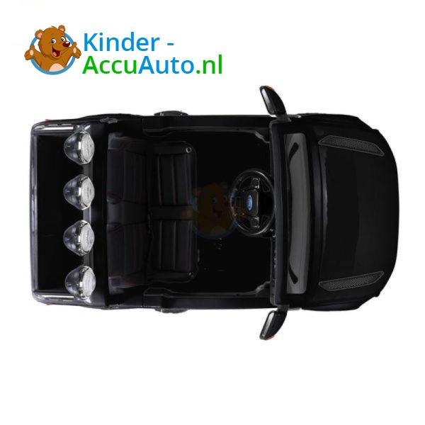 Ford Ranger Kinderauto Zwart 4